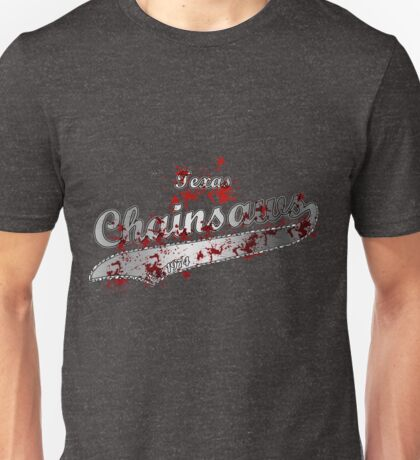 texas Chainsaws Unisex T-Shirt