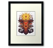 Eye Deer Framed Print