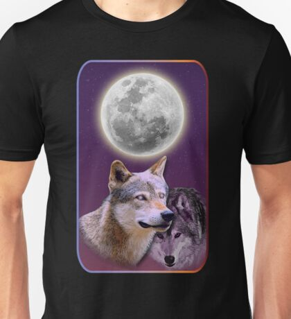 Wolfs (Lovely) Unisex T-Shirt