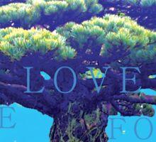Larravide Love Life Force  Sticker