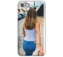 Come Along With Me & Explore Spain iPhone Case/Skin