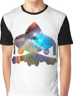 Jirachi used cosmic power Graphic T-Shirt