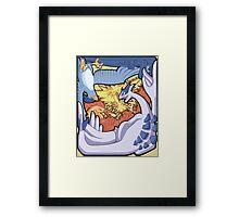 Pokemon Go Framed Print