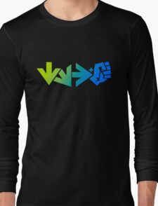street fighter Long Sleeve T-Shirt