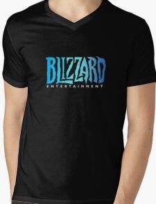 Blizzard Mens V-Neck T-Shirt