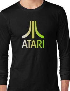 retro gamer Long Sleeve T-Shirt