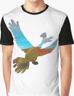 Ho-oh used fly Graphic T-Shirt