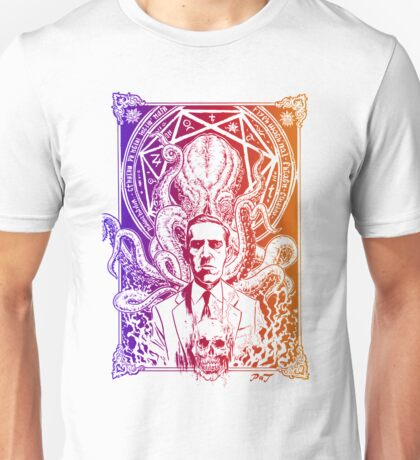 lovecraft Cthulhu Unisex T-Shirt