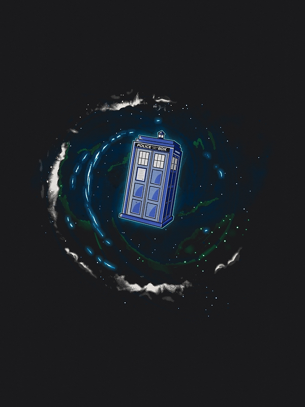 Space and Time and the Universe by BootsBoots