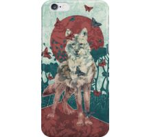 Lady Butterfly iPhone Case/Skin