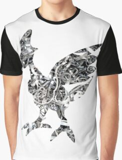 Skarmory used steel wing Graphic T-Shirt