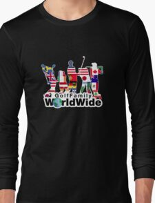 Worldwide Golf Long Sleeve T-Shirt