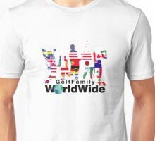Worldwide Golf Unisex T-Shirt