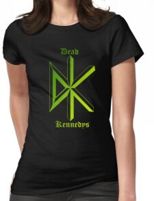 Dead kennedys Womens Fitted T-Shirt