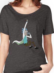 jump drunk rick Women's Relaxed Fit T-Shirt