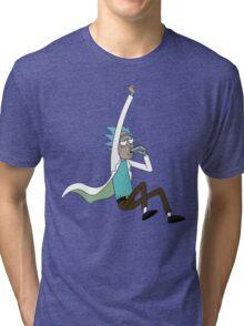 jump drunk rick Tri-blend T-Shirt