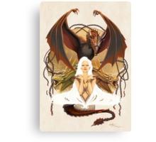 Mhysa/ Daenerys Targaryen. Canvas Print
