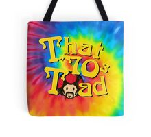 That 70's Toad Tote Bag