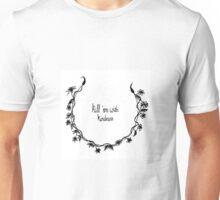 kill 'em with kindness - SG. Unisex T-Shirt