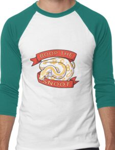 Boop the Snoot Men's Baseball ¾ T-Shirt