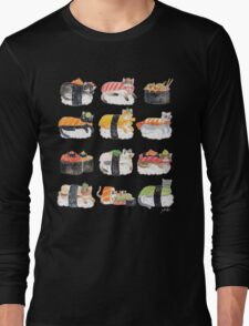 Nekozushi Long Sleeve T-Shirt