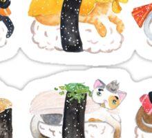 Nekozushi Sticker