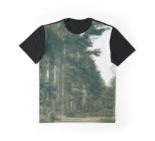 Classic Antique Trees Number 2 Graphic T-Shirt