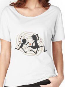 runningman Women's Relaxed Fit T-Shirt