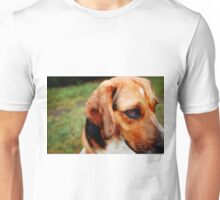 Beagle - Basset Hound Mix Unisex T-Shirt