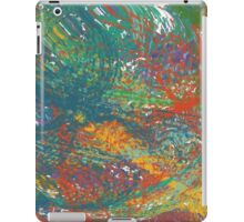Distorted Colors iPad Case/Skin