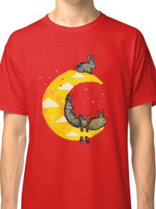 Hanging on the Moon Classic T-Shirt