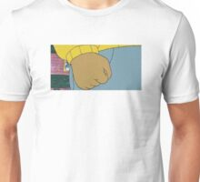Arthur Fist Shake Unisex T-Shirt