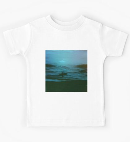 Night Surfer Kids Tee