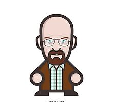 Breaking Bad Icon Set - MR. WHITE by LEMENX