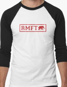 Vintage RMFT - light Men's Baseball ¾ T-Shirt