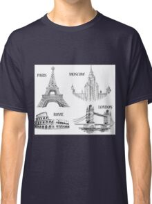 World Landmark 578 Classic T-Shirt