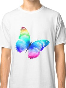 butterfly rainbow Classic T-Shirt