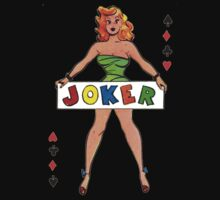 Joker Girl T-Shirt