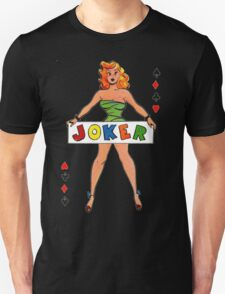 Joker Girl Unisex T-Shirt