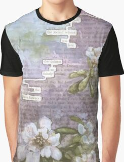 humument poem  Graphic T-Shirt
