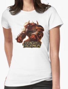 Infernal Alistar - League of legends Womens Fitted T-Shirt