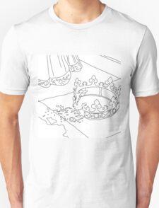 Broken King Unisex T-Shirt