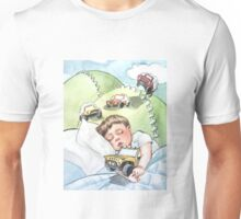 counting jEEPS!  Unisex T-Shirt