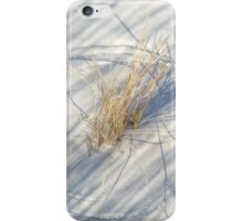 Sand tracery iPhone Case/Skin