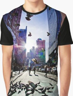 WINGING IT IN NYC Graphic T-Shirt
