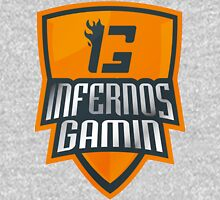 InfernosGamin Logo Zipped Hoodie