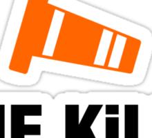 Cone Killer (4) Sticker