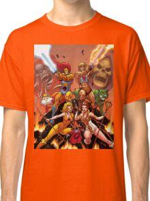 THUNDERCATS & HE-MAN  Classic T-Shirt