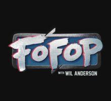 FOFOP 2016 Logo by James Fosdike