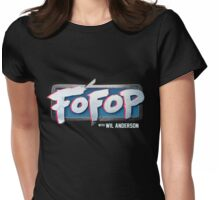 FOFOP 2016 Logo Womens Fitted T-Shirt
